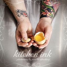 """Kitchen Ink"": A Photo Essay of St. Louis Chefs and Their Tattoos - Gut Check"