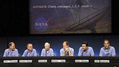 NASA'nın bilgileri çarpıtılmış! Uzaylı haberleri...