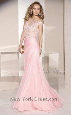 Alyce 29732 - NewYorkDress.com This one is very sweet. I like it a lot, if that's really the color of pink!