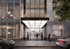 After many years and setbacks, Norman Foster's glassy condo tower at 100 East 53rd Street—which has been renamed One Hundred East Fifty Third Street—is rising, although sales have yet to launch...