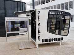 Liebherr - The Tower Crane Simulator