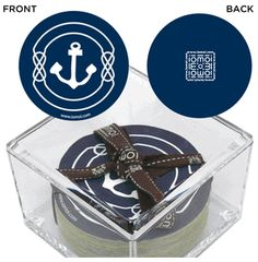 Iomoi + Nautical + Coasters