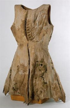 Jacket, 14th-15th century, Museu de Alberto Sampaio.