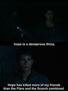 Maze Runner: The Scorch Trials Thomas and Brenda Maze Runner Quotes, Maze Runner 2014, Maze Runner Trilogy, Maze Runner The Scorch, Maze Runner Thomas, Maze Runner Movie, Maze Runner Series, Dylan O'brien, Teen Wolf
