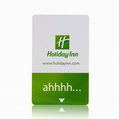 Branding printing hotel key cards FREE SAMPLE