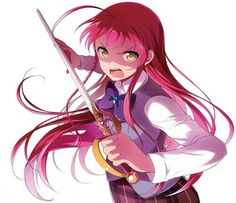 Of course one of the best OLs in anime history is Yusa from The...
