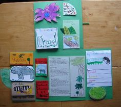 Lapbook Ideas