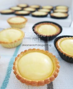 DreamersLoft: Hokkaido Bake Cheese Tart III