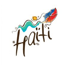 entry in the logo contest by the Ministry of Tourism of Haiti ! Go vote !