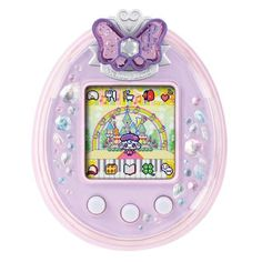 Tamagotchi P's Melody Land Set ($42) ❤ liked on Polyvore featuring fillers and fillers - purple