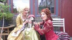 BirthdaySlap for Captain Jack Russell (UK)  Scarlett & Giselle NL(Astrid & Moniek) - YouTube https://www.facebook.com/ScarlettandGiselleNL