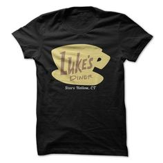 There's no better place to go for a great cup of joe than Luke's Diner! Are you a fan of delicious coffee along with the whole Gilmore gang? We've got you covered! Now you can feel free to show off yo