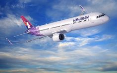 Hawaiian Airlines orders 16 A321neo aircraft