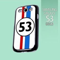 Herbie VW Beetle Herbie 53 - design for Samsung Galaxy S3