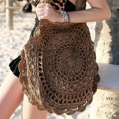 Beach accessories for vacation. Straw Handbags 35d2b97145b0