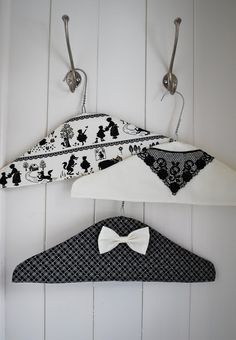 um, yes. asap. - fabric covered hangers (diy!!)