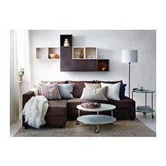 "VITTSJÖ Coffee table, white, glass - 29 1/2 "" - IKEA"