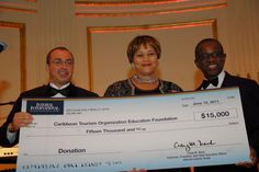 As Chairman of the Caribbean Tourism Organization Foundation - I invite each and everyone to give to give back to the region, especially if they do business in the Caribbean.  Every dollar collected goes toward the education of an individual in the field of tourism and language training.  We do not take a fee, 100% goes to the Foundation.  So why not give today? Jacqueline@MarryCaribbean.com