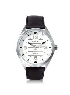 76% OFF JBW Men's J6282E Black/Silver Stainless Steel Watch