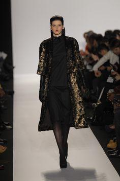 Jade Juanyu Liu - NY Fashion Week Fall 2012 - Runway 31