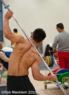 COMMON – BUT OVERLOOKED- ASSISTANCE EXERCISES FOR OLYMPIC WEIGHTLIFTING