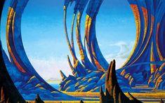 Roger Dean's Science Fiction Landscapes: Roger-Dean11.jpg