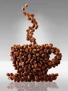 déco grains de café