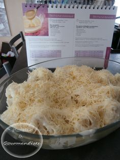 Béchamel Classique au Cook'in dans Cook'in p2090252