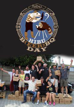 Hibu B(eer)BQ Day: 1º posto: I Porci Scomodi BBQ Team, 2º posto: Flame no more BBQ Team, 3º posto: Margaritas antes porcos BBQ Team