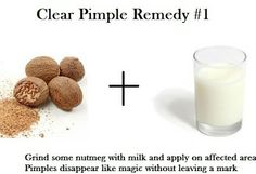 Clear Pimple Remedy 101 !!!!