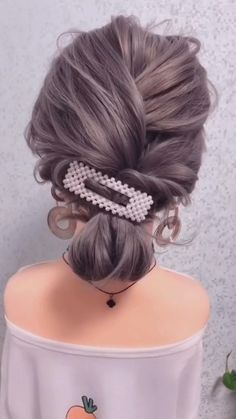 Step By Step Hairstyles, Easy Hairstyles For Long Hair, Cute Hairstyles, Wedding Hairstyles, Weave Hairstyles, School Hairstyles, Hairstyles For A Party, Hairstyles For Short Hair, Hairstyles For Medium Length Hair