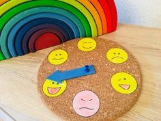 Great Home Decor Trends 2019 Making a Feelings Clock – Understanding Children Craft Activities For Kids, Family Activities, Crafts For Kids, Emotions Preschool, Creative Birthday Cards, Mushroom Crafts, Paper Toy, Kids Playing, Feelings