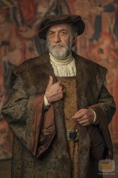 Joan Crosas es Manuel el Afortunado en 'Carlos, Rey Emperador'