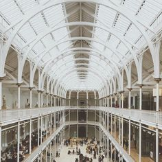 Visit the National Museum of Scotland #Edinburgh #Scotland #traveltips #travelblogger
