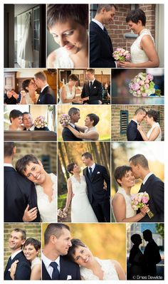 Sien & Koen - wedding photography