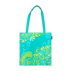 "Cotton Tote bag ""Thinking - 2 way zest"" by Cally Creates.  €19.99, free shipping worldwide."