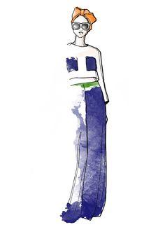 Fashion Illustration#5