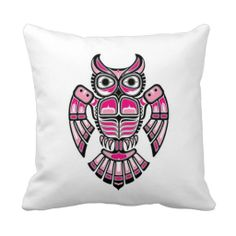 ==> consumer reviews          	Pink and Black Haida Spirit Owl Pillows           	Pink and Black Haida Spirit Owl Pillows today price drop and special promotion. Get The best buyHow to          	Pink and Black Haida Spirit Owl Pillows Online Secure Check out Quick and Easy...Cleck Hot Deals >>> http://www.zazzle.com/pink_and_black_haida_spirit_owl_pillows-189021604261183531?rf=238627982471231924&zbar=1&tc=terrest
