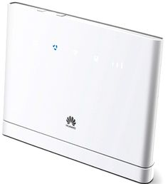 Description Huawei B315 Wi-Fi LTE Router, D150Mbps, U 50Mbps, 4G/LTE, 3G, 2G, 802.11b/g/n, Internal/External Antenna, Retail Box, 1 year Limited Warranty Product Overview The Huawei B315 LTE Router is ideal for home entertainment and information exchange hub. It supports multi devices simultaneous high speed access that is perfect for SOHO's and small businesses with its …