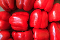 Another immunity boosting food are red bell peppers. They're packed with nutrients and immunity-boosting phytochemicals, and have twice the vitamin C of oranges. Studies show that eating vitamin C-rich foods can shorten the length of your cold, and reduce the severity of your symptoms. www.tesh.com