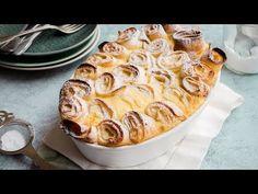 Bécsi túrós palacsinta l ízHUSZÁR - YouTube Waffles, Pancakes, Hungarian Recipes, Hungarian Food, Baking And Pastry, Crepes, Apple Pie, My Recipes, Costa Rica