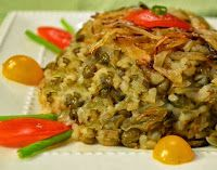 Cantinho Vegetariano: Arroz com Lentilhas à Moda Árabe (vegana)