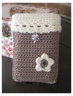 32 Best Gehaakte Telefoonhoesjes Images On Pinterest Crocheted