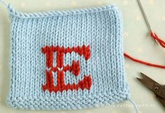 Duplicate stitch (also known as Swiss darning) is a useful technique for adding a surface design onto an already knitted piece. It's a stitch I use a lot especially on the front of bunny jumpers and some of the more...