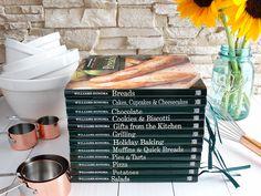 Williams-Sonoma Cookbook Library Collection