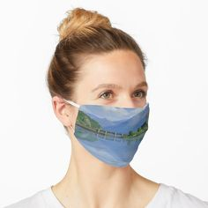 'Cheapest Solid Light Cyan Blue Color' Mask by Discounted Solid Colors Carlos Martinez, Vintage T-shirts, Gurren Lagann, Our Lady, Mask Design, Spandex Fabric, Puerto Rico, Snug Fit, Face Masks