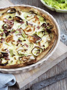 Er du også fan af gode madtærter? Så læs med her, hvor vi løfter sløret for den bedste grundopskrift på tærtedej med kun 3 ingredienser! (Recipe in Danish)