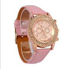 Pink Watch Pink Watch                                                                       🔹 New, in package Accessories Watches