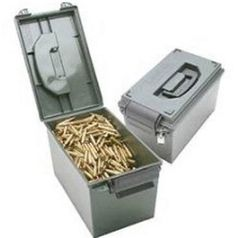 U.s Military Surplus .30 Caliber Ammo Can Steel Storage Box Waterproof Organize Cleaning The Oral Cavity. Surplus