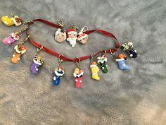 Christmas stuffed stocking charm by sweet juicy polymer clay Pjs, Polymer Clay, Stockings, Charmed, Drop Earrings, Sweet, Christmas, Ebay, Jewelry